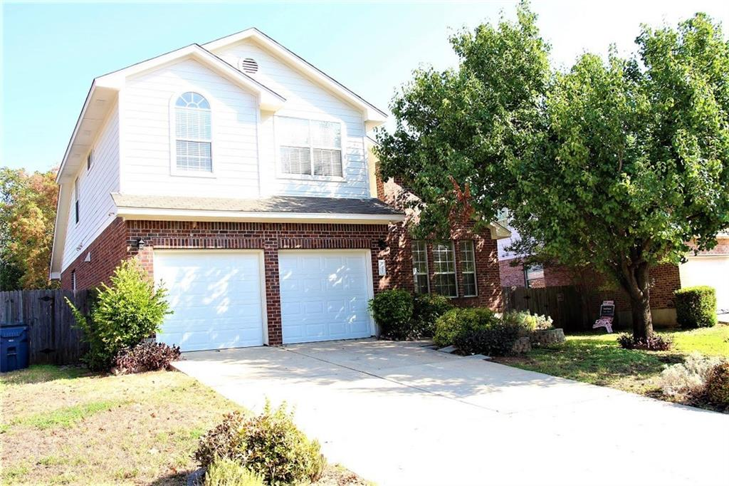 Updated 4 BR, 2 1/2 bath home has main level master suite, high ceilings, vinyl plank floors, and hard tile in all wet areas. Stairs and upstairs bedrooms have carpet. Kitchen and bathrooms have granite counters. Main level master has a garden tub, separate shower, double vanities and walk-in closet. Ceiling fans in LR and all bedrooms. HOA is voluntary NOT mandatory. Community features pool, playground, and tennis. Mask & gloves when showing.