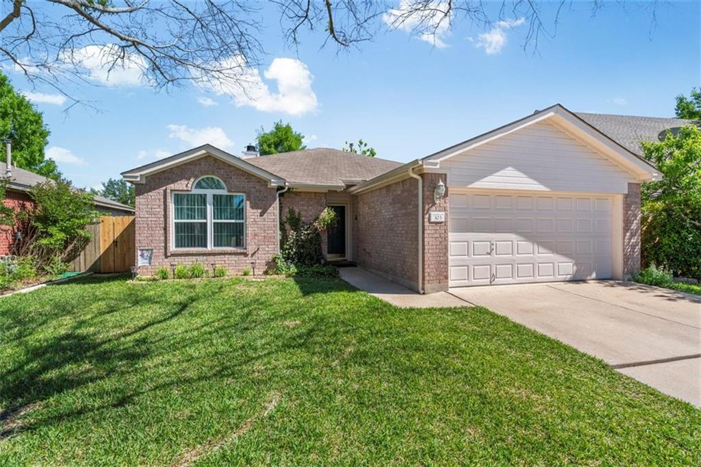 You've been asking for it.  Here it is!  Cute, well-maintained 3/2 in desirable Katy Crossing.  Convenient to all of the essentials and more.  Neighborhood charm that doesn't disappoint.  Close proximity to downtown, tollway, Mel's Lonestar Lanes (home of CJ's Catering), and San Gabriel Park.  Close enough to the park to enjoy the greatest fireworks display in the area, there's so much pride in community that Sertoma has been in charge of the 4th for years.  Don't forget those who served, are serving...military, first responders...when you witness Georgetown Rotary Club's Field of Honor every November.  The most beautiful square in Texas has much to offer, but you'll be one of us soon enough.