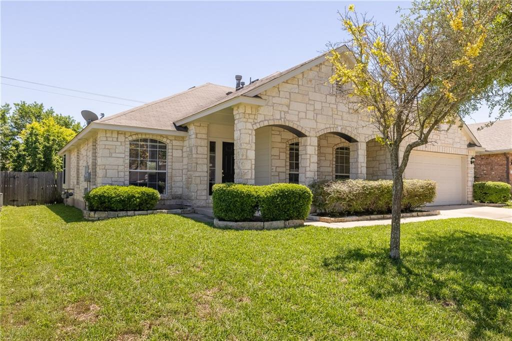 LOCATION, LOCATION!! MINUTES TO TECHRIDGE TECH CAMPUSES SUCH AS DELL, GM, APPLE, 3M, INFOSYS, AMET, ETC. CONVENIENTLY LOCATED BY I-35 AND CAP METRO PUBLIC BUS STATION. 4-SIDE BRICK AUSTIN STONE HOME. OWNER PUT IN MORE THAN 30K TO UPGRADED TO KITCHEN. NEW PAINT, CARPET, AND UPGRADED LIGHTING. NEW HVAC IN 2018, BIG YARD, NO BACK NEIGHBOR, *ALL APPLIANCES AND EXTRA REFRIGERATOR AND FREEZER STAYED. BEST AND FINAL BY SUNDAY AT 09PM. WE REVIEWING ALL OFFERS OFFERS MONDAY MORNING.**2HRS ADVANCE NOTICE, CALL AGENT FOR APPOINTMENT.***SEE OFFER INSTRUCTION DOCUMENT.
