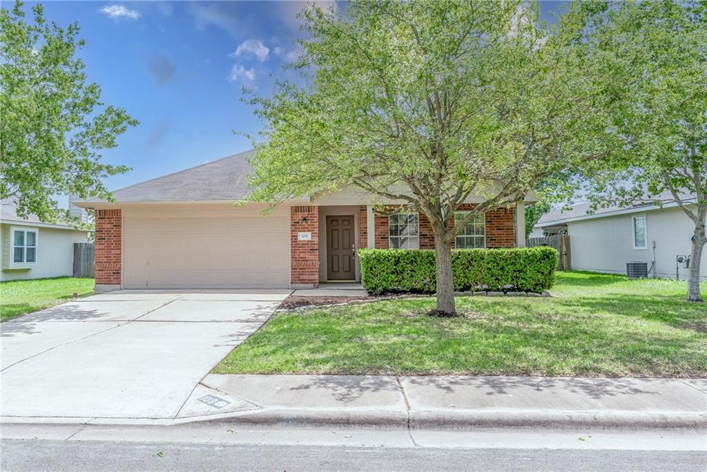 Lovely one story home, newly upgraded with paint, flooring, gas stove, more.  Formal dining, kitchen with large dining area overlooking the family room with fireplace. Large master bedroom and closet, garden tub and separate shower.  Four bed, two bath home with a nice front porch and backyard.  New exterior paint.  Go Hippos!