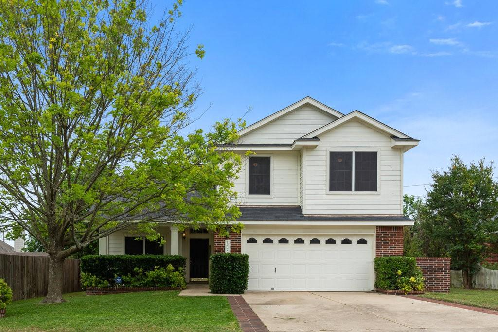 **BEING SOLD AS IS** You won't want to miss this FABULOUS home in the heart of Pflugerville. Open floorplan with updated interior paint! Formal/flex room, expansive family room, and updated kitchen. The kitchen houses recently painted cabinetry, updated backsplash, and stainless steel appliances including a gas range. Spacious master suite with tray ceilings, dual sinks, garden tub, and separate shower. Three additional bedrooms and loft space upstairs! The oversized yard features a massive covered patio area and storage shed with electricity. Additional amenities include a front Porch, extensive crown moldings, sprinkler system, and so much more!