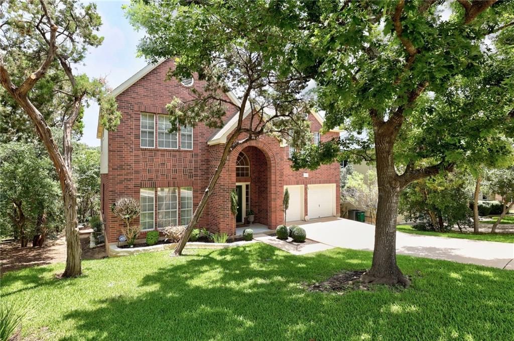 """Stunning, well- cared for and maintained home by original homeowner.  Located in Northwest Austin's Great Hills/Sierra Vista neighborhood and backs to Great Hills Park & Trails. Private back yard provides a park like feeling which you can enjoy on the 20 x 10 upper and 8 x 10 lower cedar decks and even access the Park's natural nature trails. Recently remodeled interior.  Open floor plan provides plenty of space for entertaining and lifestyle flexibility. Lovely combination of recent wood, tile and carpet flooring.  The Kitchen features quartz counters & tile backsplash, a window overlooking the park-like back yard, center island with drop down leaf, workspace area & updated appliances. The adjacent Family Room features beautiful wood flooring and a gas fireplace. The Formal Dining and Living Room combo provide a great space for formal gatherings, or the new buyer can separate the rooms to add a Study to the front of the home. The large, updated Primary Suite provides a spa-like feel and a large 9'2"""" x 9'4"""" walk-in closet.  The upstairs Game Room includes a large closet and view of the greenbelt/park. Since built in 1995, there have never been pets or smokers in the house – great for people with allergies. Located close to the Arboretum, Domain, Great Hills Country Club, many employers and tech companies, shopping and major roads to get you where you want to go."""