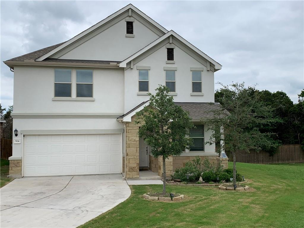 Back on Market! Single-Family home community with condo amenities, such as community pool, playground, gated entry, landscaped common areas.  Close to 183, 183A toll, shopping, dining, schools.  Zoned for Leander ISD's newest high school, Glenn.  Home sits next to common greenspace with parklike setting.  Comes with solar panels, smart thermostat, smart surveillance system, smart smoke detectors/fire alarm, downstairs office, downstairs living room, upstairs living space, good sized back yard, washer and dryer come with property and are located upstairs near bedrooms. Walk in closets and open floorplan.  Recent inspection done.  My client is moving back to her native country and has decided to sell the home after recently acquiring it.  Her loss is your gain!  Only a few years old, shows like new!