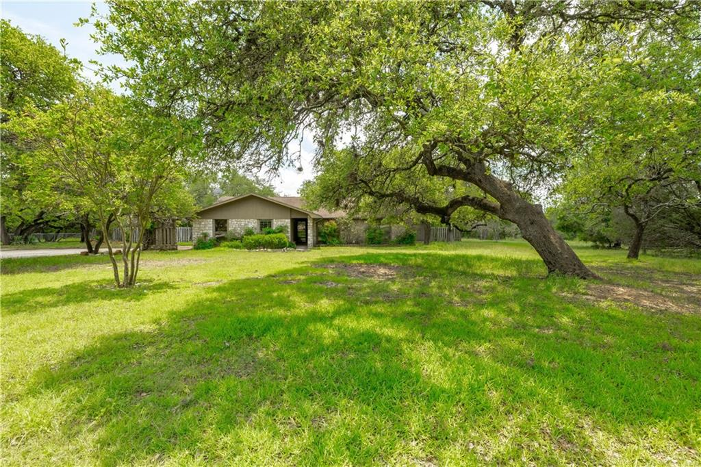 Do you want to feel like you're living in the country but still enjoy nearby city amenities all while having convenient access to employment centers and recreational amenities in Round Rock, Austin, Cedar Park, Leander, Georgetown and Hutto? Picture yourself on this private and secluded, peaceful, tree-covered, 3.18 acre site which is tucked away with 360 degrees of privacy at the end of a quiet cul-de-sac off Sam Bass Road in the Brushy Bend Park subdivision. This huge, predominantly one-story 3,795 SF (Tax Records); three bedroom, three bath home was built in 1980 and has a detached, three car garage/storage area and an in-ground pool and is waiting to be remodeled into your remote; but close-in, idyllic dream hideaway. Located in the highly rated, Leander Independent School District.