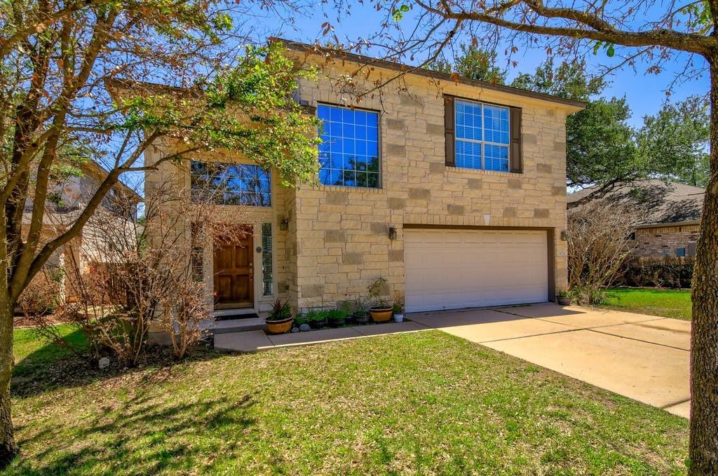 Well maintained home in desired Avery Ranch West and Leander ISD! Open floorplan includes island kitchen, high ceilings and lots of natural light. All bedroom on second level along with loft/second living space. Lots of mature trees provide plenty of shade to enjoy the large backyard. Pre-inspected! ALL offers will be presented on Wednesday, May 19th at 5pm.
