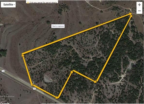 ~50Ac of very rare parcel with ~700ft of Hwy 183 frontage is available for sale... This is about half way between Lampasas,TX & Brigs,TX (~10 miles from each). 1 mile from Equicare Lampasas  and 11 miles from Firefly Aerospace.  Current owner had a brand new fence around the property (April 2021) and is currently under ag Exempt.   Its a great property with a lot of future potential. It could be a buy for several possibilities :  Hold and sell (or) Hunting lease (or) Estate build (or) Divide to sub lots and sell (or) Commercial in front and development at rear (or) RV Park.  Please text Listing agent for any questions regarding the property Offer.   No Deed restrictions and mineral rights convey.