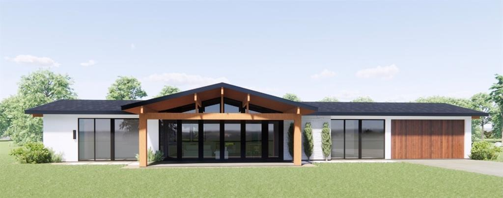 Hollywood Hills Inspired - Midcentury Modern New Construction -