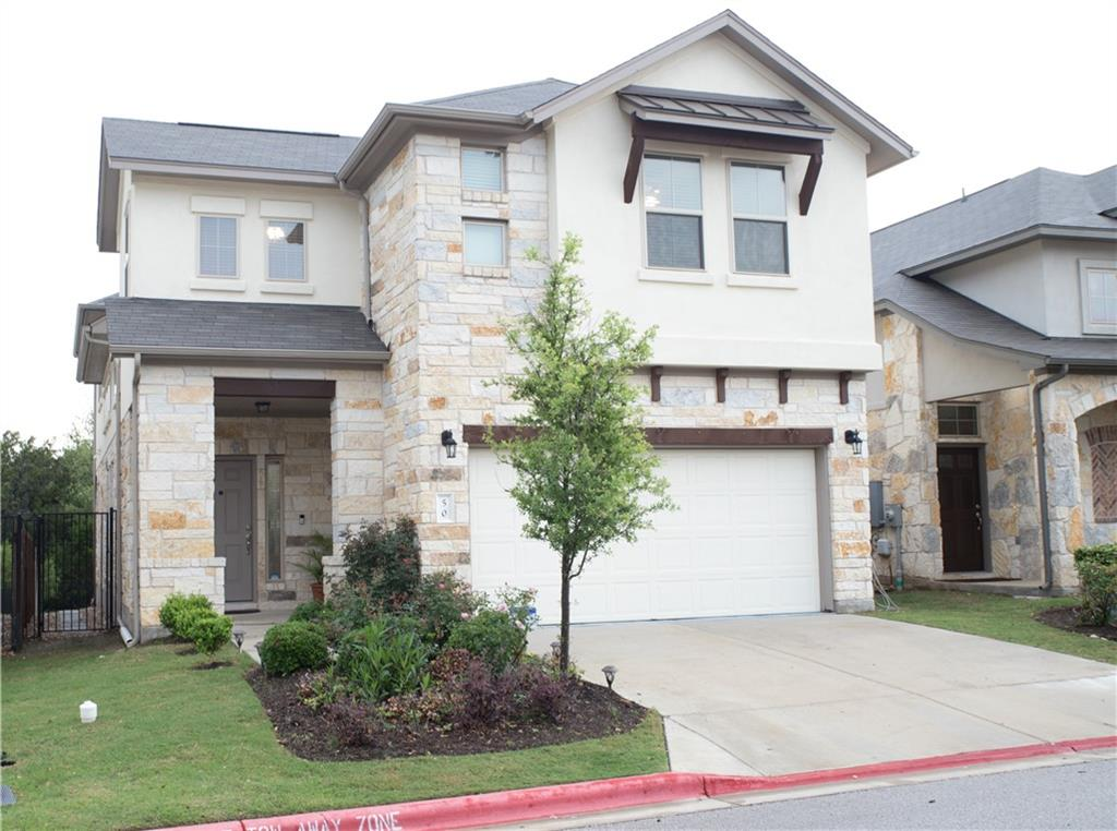 """Saturday (7/24/2021) and Sunday (7/25/2021) GO from 11:30AM to 7:30PM. Buyer unable to get financing. North facing 4 bedroom 3.5 bath stand alone home contains an open floor plan, soaring ceilings, ample space and an abundance of natural light throughout. Owner's suite on main level with Luxury Shower. Living space with 2 story ceilings and wood floors flows into a kitchen featuring a large center island / breakfast bar, granite counters, subway tile backsplash, stainless steel appliances and ample storage,  Modern 42"""" Cabinets. Additional living or flex space, a media room plus 3 secondary bedrooms and 2 bathrooms upstairs. Close to Apple, Dell, Visa, Facebook, Round Rock premium outlets and walking distance from HEB, Walmart, Presidio Project and many other facilities. Close proximity to dog park, nearby trails, grocery store, shopping, entertainment, metro rail and Tech corridor. Lock and leave lifestyle with landscaping and irrigation maintained by HOA. Seller appreciates leaseback four to six weeks."""