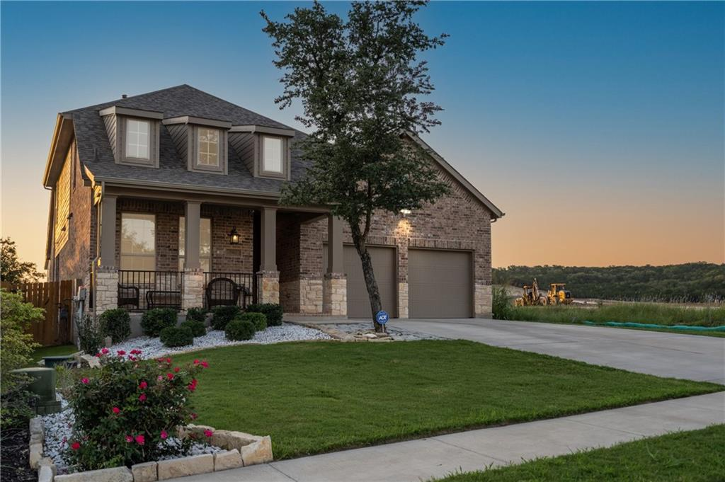 """Fabulous Find located in The Heart of Lakeside at Tessera's 875-acre Master-Planned Community. From the Welcoming Southern Style Front Porch to the tucked away movie room, This Open Concept Floor Plan is the perfect package. Hidden in the Majestic Texas Hill Country just minutes from city life, One will find the perfect blend of city, lake and country living. This 4 bed 3 bath house is spacious with a well designed flow. Enjoy all the perks of the """"Tessera Life""""-Pool, Playground,Event Pavilion, Boat Launch, Lakeside Beach, Hike n Bike with breathtaking views of Lake Travis. If you like to hike, bike, jog, stroll, cruise, swim, fish, wakeboard, water ski or jet ski, this is a must see!!"""