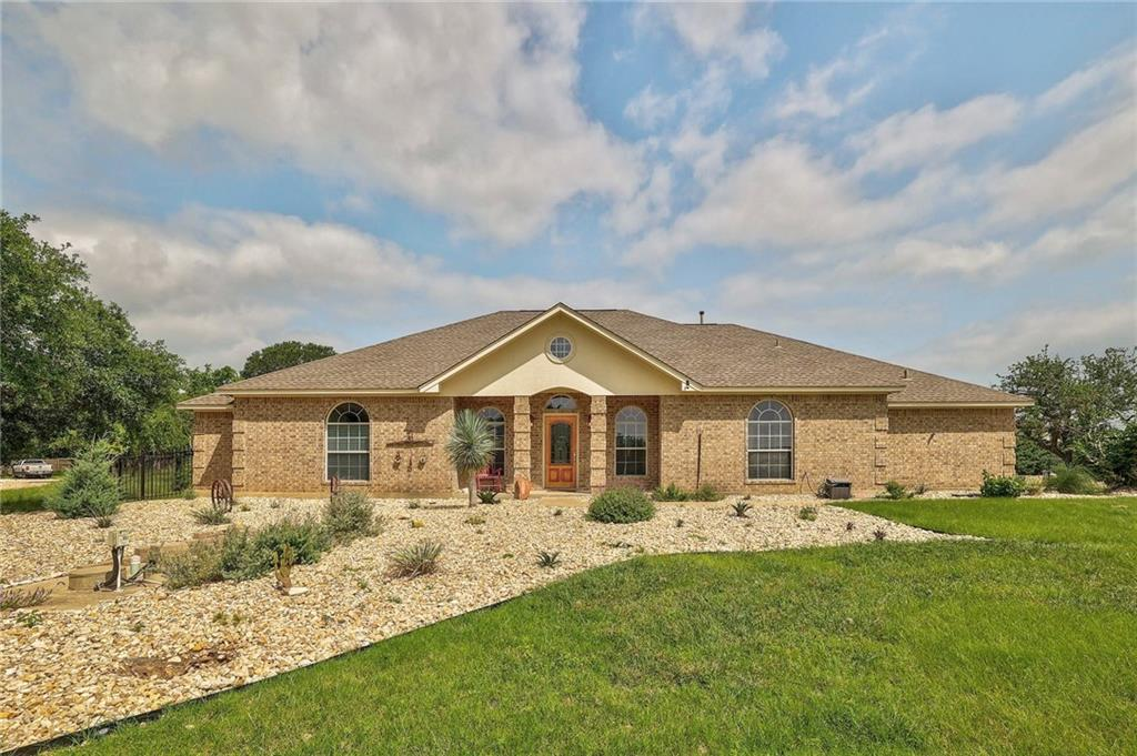 One-story, 3 bed, 2.5 bath, 2 car garage MIL home with no interior steps on a 1 acre cul-de-sac lot.