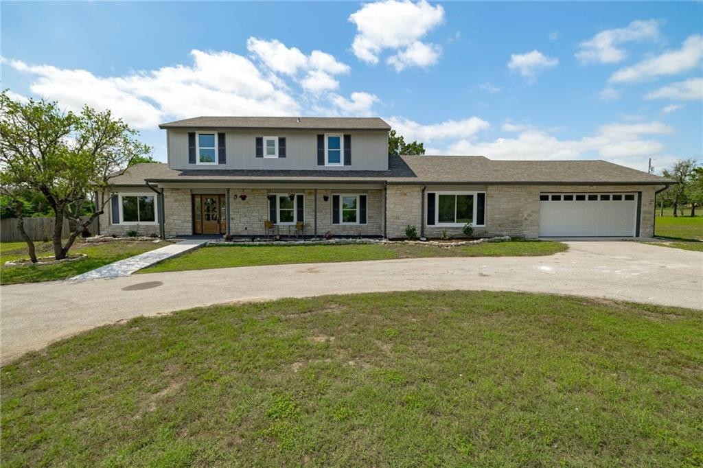 *REDUCED!!* OPEN HOUSE 7/24 & 7/25 - ALL SERIOUS OFFERS CONSIDERED - FULLY REMODELED 5 bedroom/3 1/2 bath  2652 sq ft home on large lot in a quiet neighborhood! NO HOA! Primary bedroom with ensuite bath & private entrance downstairs.  2 dining spaces, 2 living rooms, under-stair storage, and powder bath on the 1st floor. Another bedroom/ensuite bath upstairs, as well as 3 other bedrooms & full bath.  Every inch of this home has been updated including adding a new laundry room & 2-car garage, windows, doors, roof, landscaping and all interior finishes.  2-tone cabinets with quartz countertops, appliances (bar fridge!), flooring, paint, light fixtures, ceiling fans & plumbing fixtures.