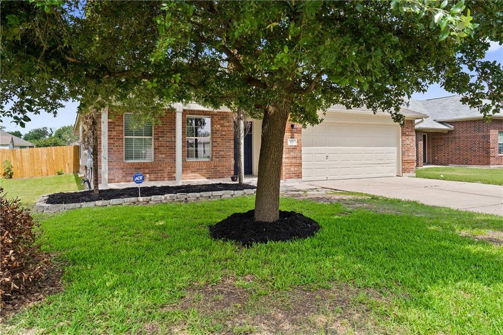 Beautifully updated home with great curb appeal and fresh mulch just minutes away from shopping, restaurants and employers with easy access to major roadways/highways!