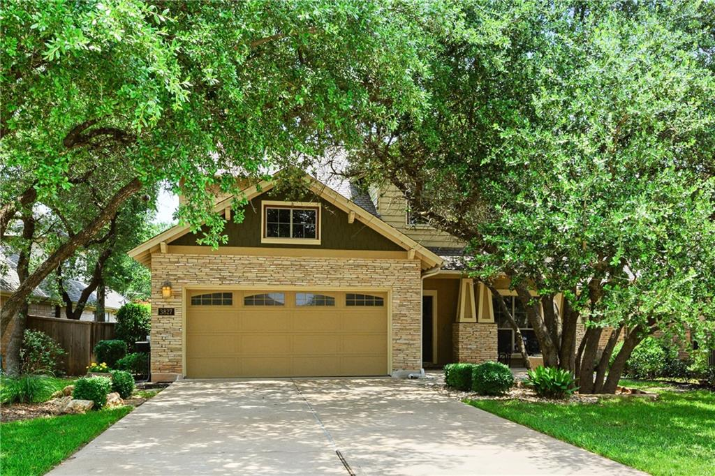 Ready to move in home in the heart of the Ranch at Brushy Creek.  Quiet low traffic street.  West facing home. Large driveway for extra parking. Kitchen open to family room. Open to below family room. 4 bedroom 3.5 bath house, 3 bedrooms plus two full baths upstairs, large game room area.  Master down, formal dining and a guest half bath. Great for entertaining.  Large backyard with plenty of room for a pool. Covered patio and front porch.  Patsy Sommer Elementary, Cedar Valley, RRHS.