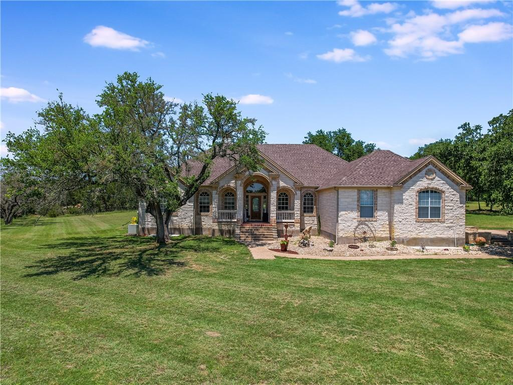 Immaculate sprawling 14.06 acre acreage minutes off Hwy 183, located at the end of a quiet dead end road.  Plenty of trees and shade set the scene for nature watching.  Wildlife includes road runners, deer, turkey, and many other wildlife.  Custom built home with all the amenities, outdoor patio and pool.  2,800 sq. ft. huge shop with attached separate next generation/craft room with full bath.  No known deed restrictions. It's a dream come true waiting for you.