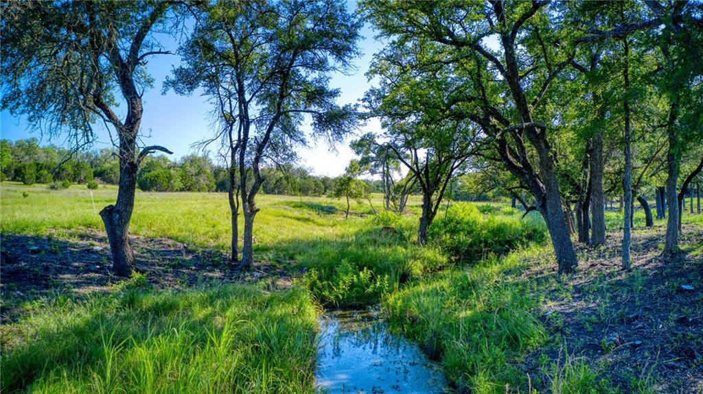Beautiful hill country property located between Austin and Lampasas. This 16.59 acre tract is ready to build on. Ag exempt with a pipe gate entrance in place. Partially fenced along the county road and west boundaries. Many Oak trees and a wet weather creek are on the property.