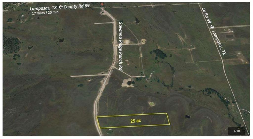 TBD Tract 28 County Road 2800, Lometa, TX 76853