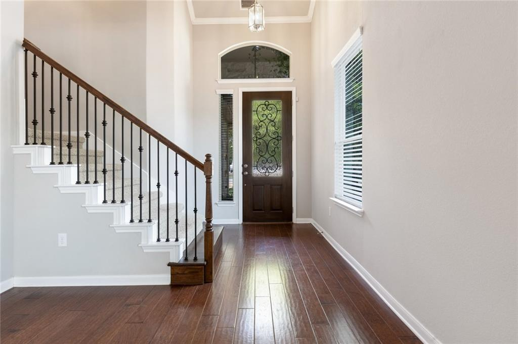 Hard to find in this hot market to find specious Two Master Bedroom suites one on each floor.Two other bedroom on upper level with share bath and one can be use as a office or study.This beautiful home comes with outdoor covered porch & upstair Deck  with hill country views.Condo comes with SOLAR panel owned & paid fully by seller.It's close to HEB,Hospital & Hill country Galleria, restaurants & Lake Travis school District,HOA covers Exterior of the home including roof.Tenant Occupied until end of Dec.31st 2021.Owner Agent.