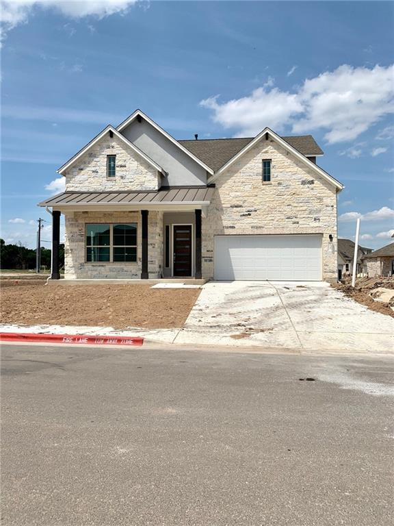 Offers on Wilson Trace homes are due July 18th. You must complete Offer Form with Sales Representative and submit Earnest Money check to submit offer. Estimated completion date of Dec 2021. One of the last Remaining Homes in Wilson Trace. Walk into an open and roomy living space with soaring ceilings and expansive windows that wash the interior with warming sunlight. This home includes a beautiful master suite, formal dining, study, game room upstairs, media room and an additional 3 bedrooms, 3 full bathrooms, and half bath for family and occasional visitors. Don't miss the opportunity to be close to the Parks. Community located between 2 parks. Pool, playscape area, and more in community.