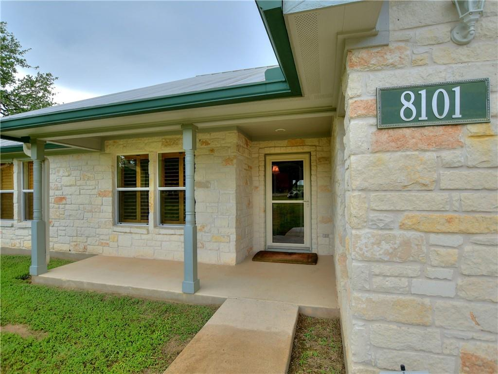 Come enjoy this beautiful hill country home on 5 acres! This pristine home is beautifully upgraded with low VOC products, perfect for anyone with chemical or allergy sensitivities. Attention to detail in every aspect including galvanized metal roof with acrylic liner to deter off gassing, clean metal ducting air system, marble counters, slate floors, solid hardwood cabinets, solid pine doors with miracle cover to bond paint and so much more! Recent HVAC, upgraded water heater, 2 person infrared sauna, deep galvanized tubs, screened in patio, detached well house, upgraded fixtures. This home truly has it all and more!