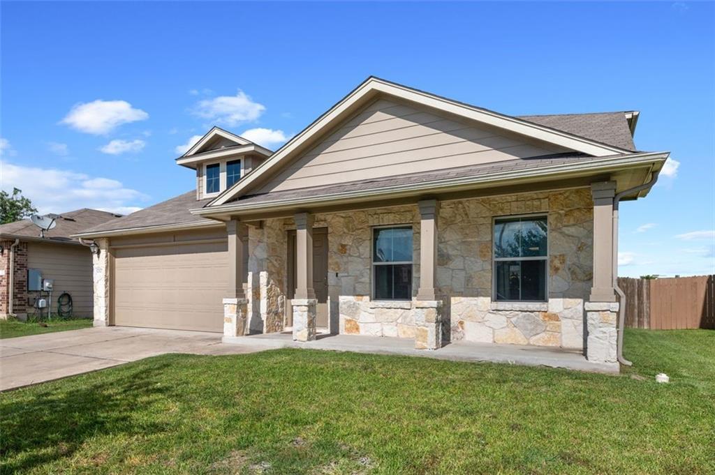 12127 Bastrop ST, Manor, TX 78653