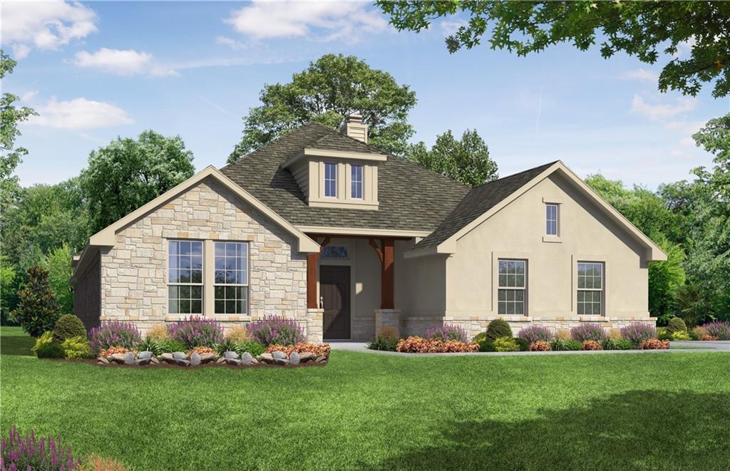 140 Double Eagle Ranch DR, Cedar Creek, TX 78612