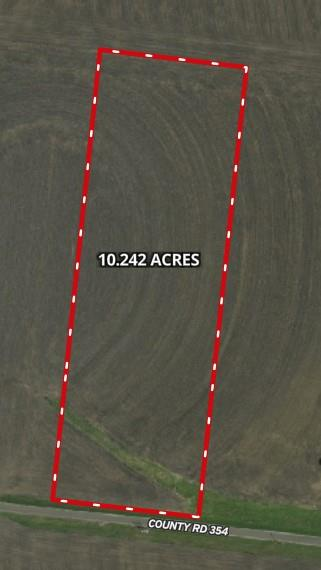 10.242 acres just North of Granger.  Recently surveyed and approved for a water meter.