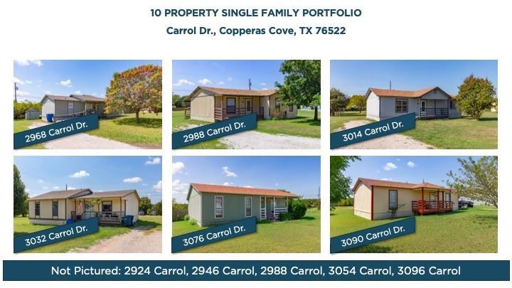 2924 Carrol DR, Copperas Cove, TX 76522