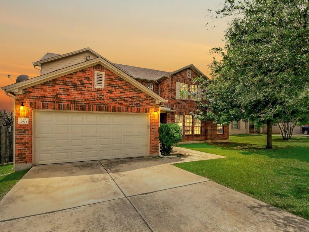 WOW! You will not believe the size of this home! Almost 5,500 square feet of open space and oversized bedrooms! This suburban mansion is located in Round Rock's popular Greenridge neighborhood and close to almost everything! You'll be dazzled by the curb appeal plush with mature trees on this huge lot! Inside the home you'll find a huge kitchen, open concept floorplan with dining space and multiple living rooms and much more! Don't miss out on this house and schedule a tour today!