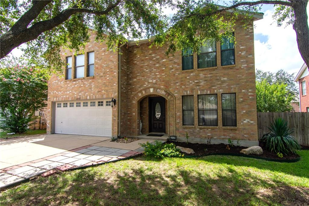 Beautiful home in the highly-desired Ranch at Cypress Creek neighborhood. Home sits on a great lot w/ mature trees and a spacious backyard. Inside is an open concept w/ remodeled kitchen & master bathroom, crown molding, recessed lighting and a large game room.  Zoned for LISD schools (Deer Creek Elementary, Cedar Park Middle School, and Cedar Park High School) & minutes away from parks, trails, schools, shopping, restaurants, Hwy 183, toll roads and 620.