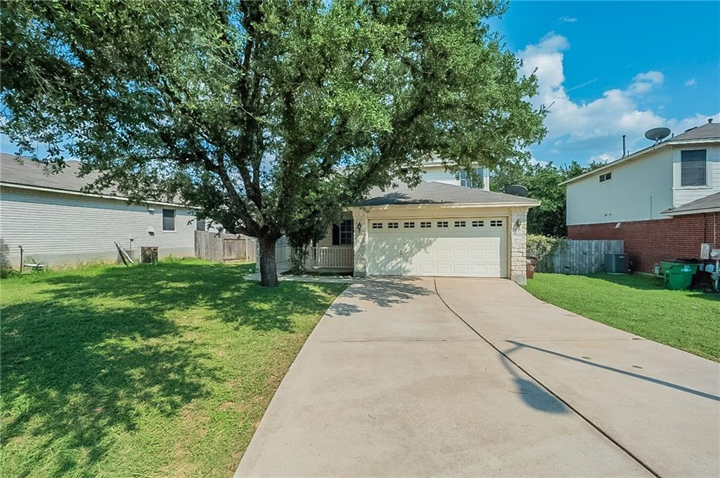 VACANT! Beautiful two-story home! Spacious living area with soaring ceilings. Light and bright throughout, with solid surface flooring throughout the main living areas. The kitchen overlooks the yard and features stainless steel appliances. Spacious loft upstairs! Come tour today!