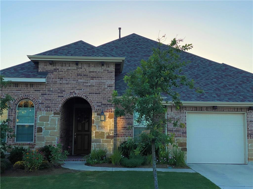 Owner is Licensed Agent in the State of Texas. One story, 4 bed, 3.5 bath Highland Home has an open floor plan with high ceilings, abundant windows and is flooded with natural light. Kitchen has granite counter tops with stainless steel appliances. The over-sized master suite has large drop-in tub, with a separate walk-in shower and two separate large walk-in closets. Three additional bedrooms have good space for family and guests. Wood floors in family room, formal dining, hallways and foyer.  Carpet in the bedrooms. Tile in all the wet areas. Revere osmosis water treatment system conveys. Three car- garage and a modern chef's kitchen are other amenities to be enjoyed. Take advantage of the amenities of Santa Rita Ranch including pools, basketball courts, Green area, walking trails, workout center and picturesque hill country views. Must see to appreciate. All information in listing should be independently verified by buyer for accuracy.