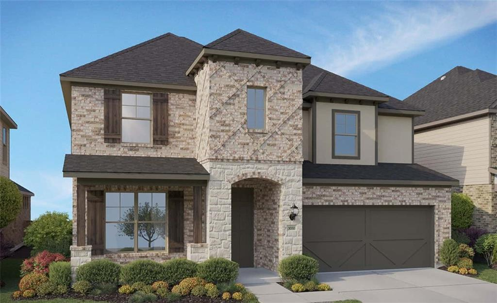 Popular Rosewood plan with features that include: Two Story Family Room | 5th Bedroom and 3 Bath in lieu of Dining Room and Powder | Mud Pan in Owner Shower | Large Kitchen Island | Walk in Pantry | Walk in Owner Shower with Seat | Garden Tub. Available in October.