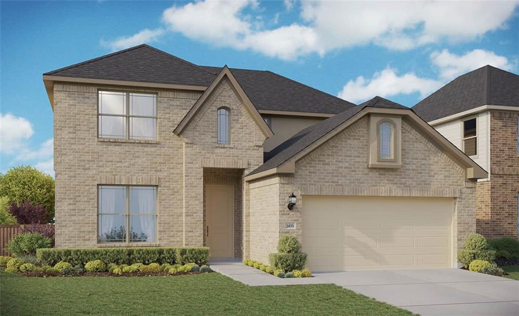 Hickory plan with features that include: Open Concept   Kitchen Island Open to Family   Walk in Pantry   Extra Large Gameroom   Walk in Closets in Owner Bedroom and Secondary Beds   Extended Covered Patio   Wood Patterned Vinyl Plank Floors   White Cabinets   Quartz Counters. Available November.