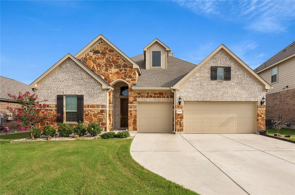 You just must see this one in person! Upgraded doors, granite counter tops, beautiful built-ins, landscaping, and amazing patio & pergola with automatic privacy drop down screen. Schedule your showing today!