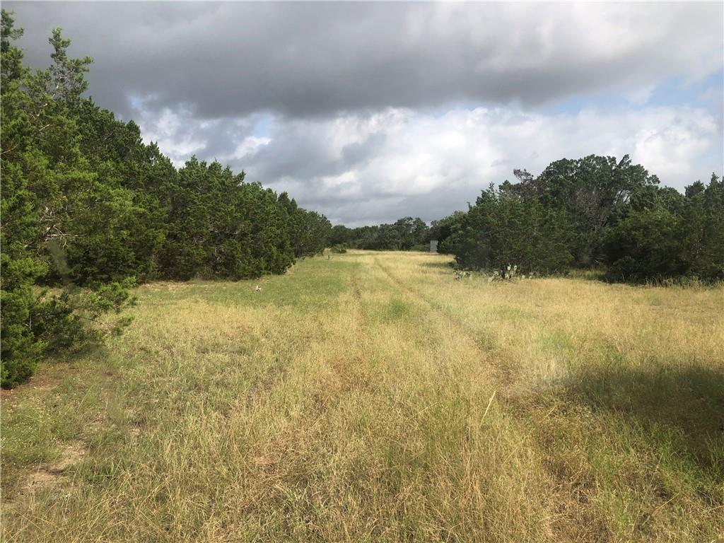 End of the county road seclusion.  Property has been owned for 40 years by one owner.  Used primarily as small hunting track.  Barb wire fenced, electricity is available at from of property and will require well and septic. There are two storage sheds and one hunters cabin on property.