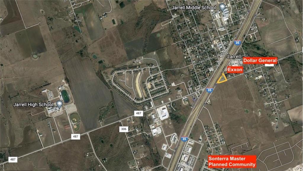 Hwy Ih 35, Jarrell, TX 76537