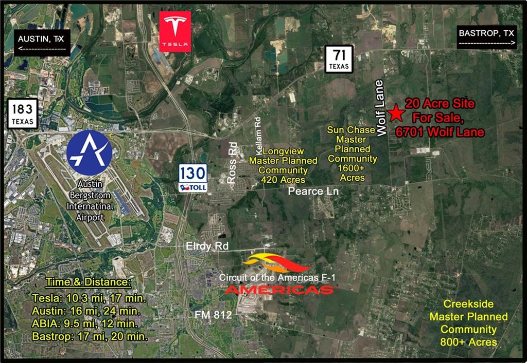 6701 Wolf LN, Del Valle, TX 78617