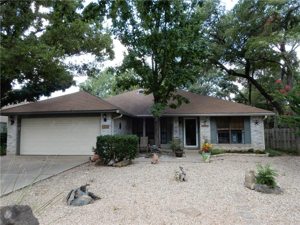 Rarest of the Rare. Absolutely stunning location! One of the best single story plans set on an over-sized greenbelt lot. Lots of trees. This magnificent home has a beautiful Kitchen that has been remodeled. Gorgeous quartz counters, fantastic cabinetry has lots of glass, Electric Range 2021. Kitchen is open to the Den and Breakfast Area. Den, Breakfast and Master Bedroom all face the greenbelt. Lovely formals up front. Both guest bedrooms are well balanced. This is an amazing home, and an incredible opportunity. Hurry. At this incredibly low price it's bound to sell fast, fast, fast!!!