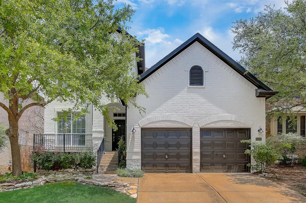 This Austin two-story home offers quartz countertops, and a two-car garage.