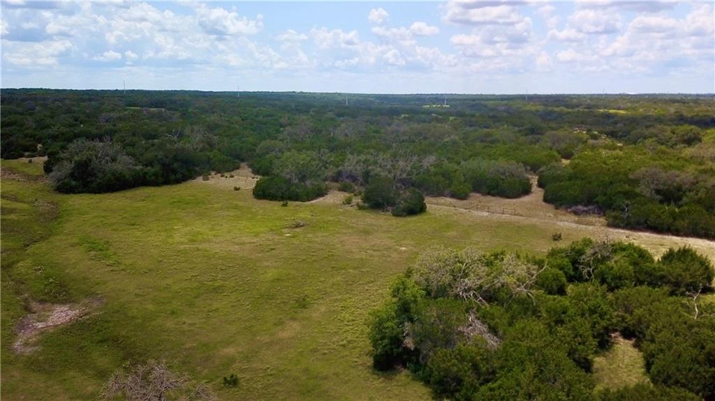 Looking to get out of town? This 46 acre property has a well and electricity already! Bring your own builder, The views are amazing! Large oaks, mesquite and some cedar.
