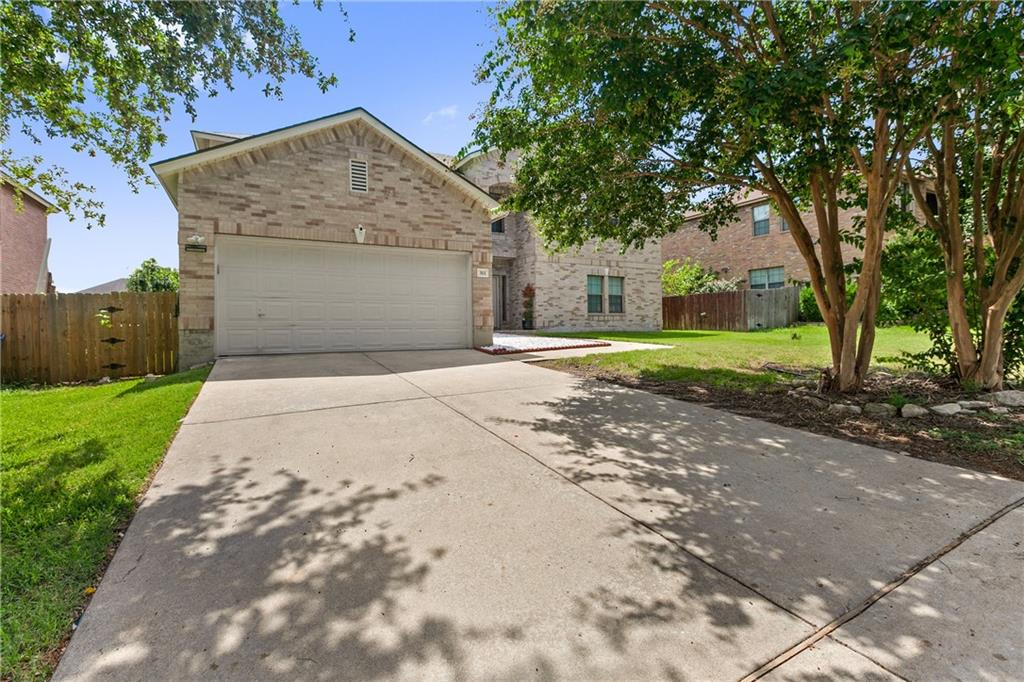 WOW Almost 5000 Sq ft. NO HOA!!! WALK TO PFLUGER PARK!!!Washer,Dryer, Refrigerator Convey...Home has Rain Soft Water Softener!!! Master suite is amazing large enough for 2 King size beds and has a stairway to secret room above. Home is very well laid out with private play room and game room. All bedrooms are very large and have walk in closet. Kitchen has endless amount of counter space with an Island as well. Backyard has outdoor space with huge well built deck and outdoor kitchen. Room for a pool/garden/trampoline/playscape. This home allows your dreams to come true.