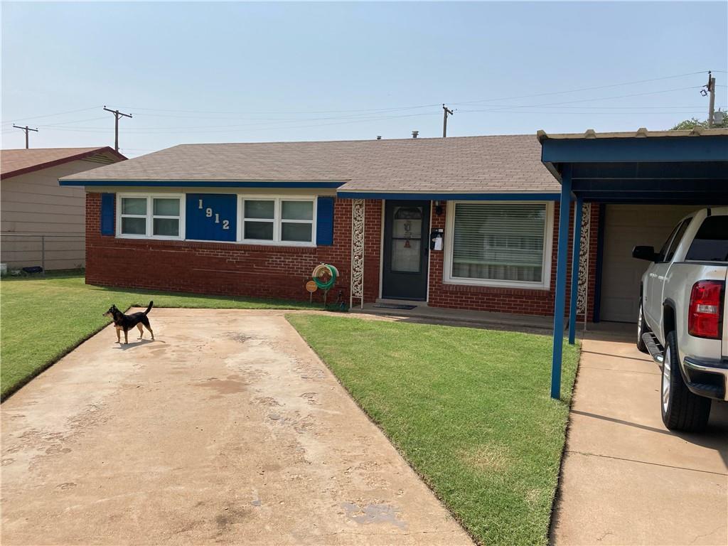 1912 E Brown St ST, Lubbock, TX 79403
