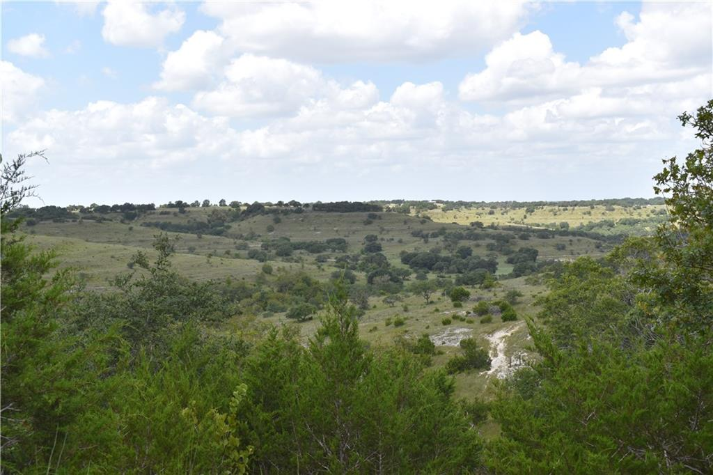 Amazing views make this property a unique opportunity to build your Texas Hill Country dream home. This Ag Exempt 5-acre property has beautiful live oaks at the front.  To the back are views of serene hills on a large adjacent ranch. Hiking down the topography to the back of the property reveals a lower level that feels secluded and remote. Majestic Hills is ~15 minutes southwest of Blanco, Texas, and has restrictions in place to protect your investment. The development also provides underground utilities, gated entrance, and a private park with clubhouse to enjoy.