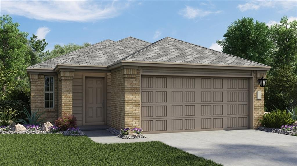 MLS# 2270002 - Built by Lennar - February completion! ~ This home is our Oberlin plan with our B elevation! Home is coming in our brand new community Eastwood!