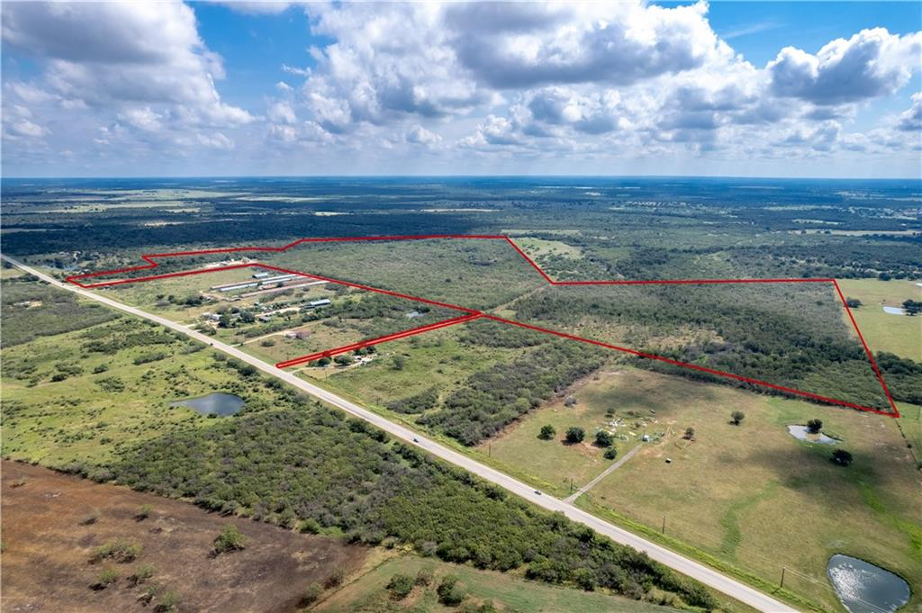 Looking for that get away ranch that's within an hours drive? This approximately 161.55 acres in Gonzales County is currently serving as a cattle/hunting ranch. Plenty of cover for wildlife and water with a wet weather creek and stock tank. Or if you are thinking of investment, it is less than 5 miles from Gonzales and just about 6 miles to I-10, with access from Hwy 304. Life is short, buy the ranch!