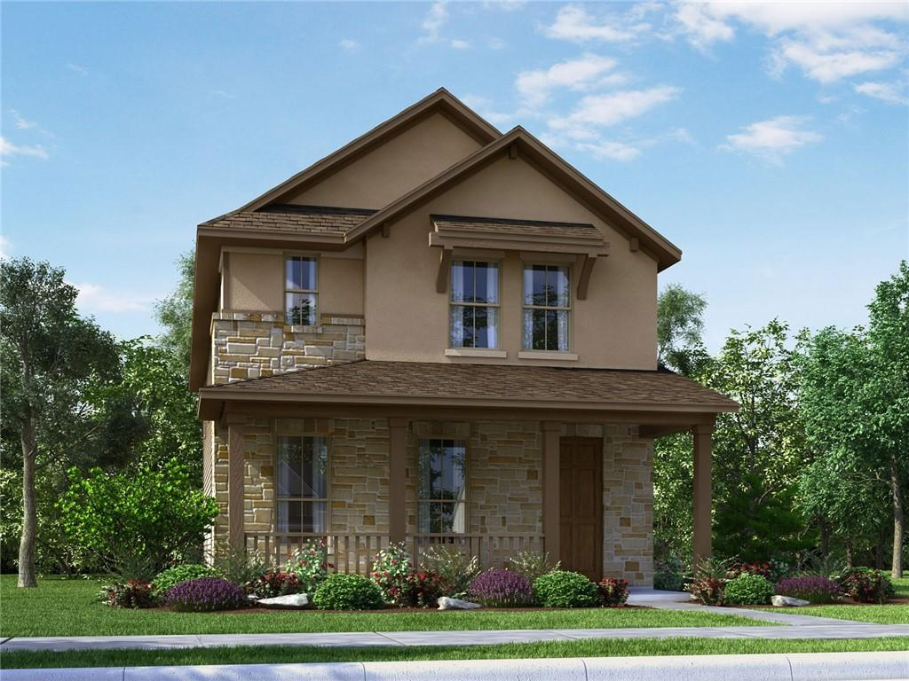 Brand NEW energy-efficient home ready February 2022! Set your mail aside in the Cheshire's drop zone before heading into the open living area. At the top of the stairs, the game room sits across from the laundry. The primary suite boasts a large bath and closet. Amenities will include: amenity center with a pool, splash pad and playground, plus trails with connectivity to the adjacent Founders Memorial Park. Schools located in award-winning Dripping Spring ISD. Known for their energy-efficient features, our homes help you live a healthier and quieter lifestyle while saving thousands of dollars on utility bills.