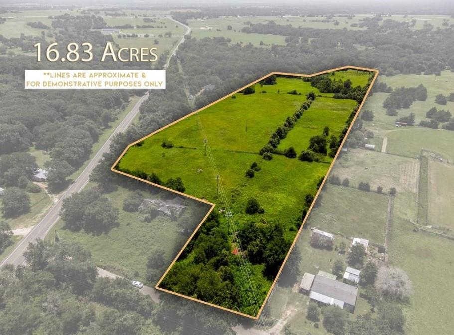 16.832 Acres County Road 347, Caldwell, TX 77836