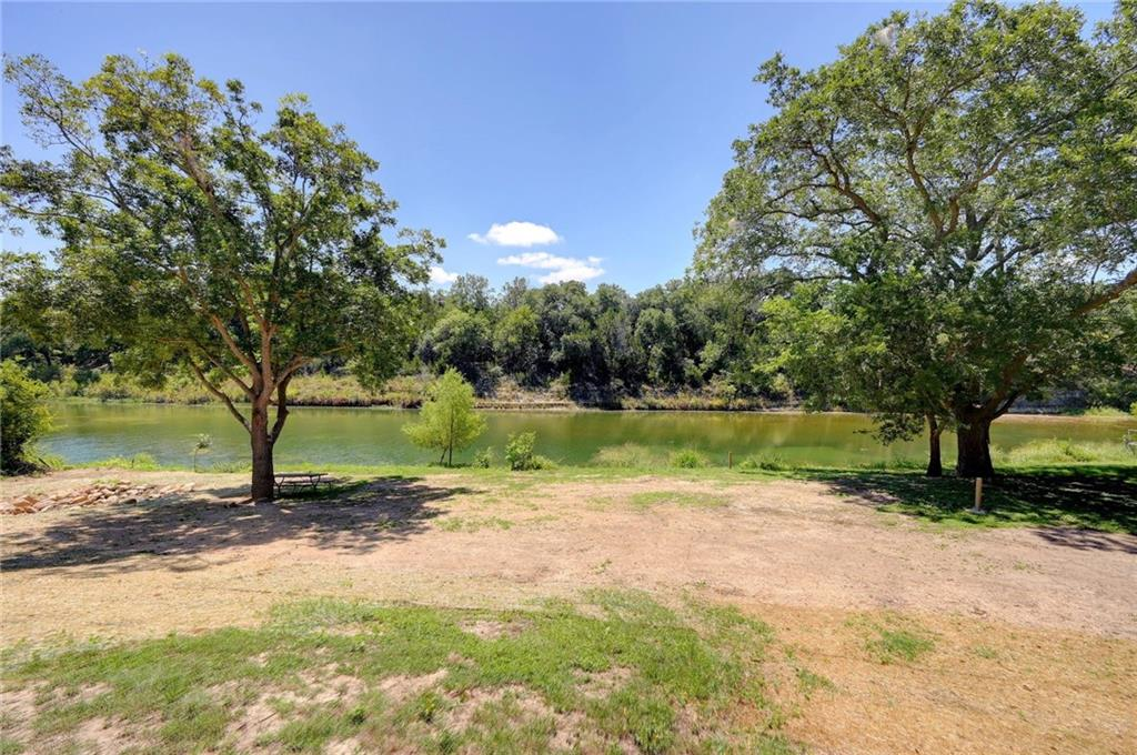 30+/- Acre Gentleman's Ranch, with approx. 1/3 acre Blanco River frontage! About 4 miles west of downtown Blanco on a back road to Luckenbach, TX - famous Texas Dance Hall where Willie Nelson, Waylon Jennings and other great Song Writers perfected their craft. Visualize a Second Home / BnB, Wine Tasting Room / located on the Texas Wine Trail, Pole Barn Event Venue, Distillery or Tasting Bar, property is also located on the Texas Whiskey Trail for Handcrafted Spirits, or live in a darling Casita while designing your dream home, farm or ranch. Truly the possibilities are endless! Experience life worth living! Own your piece of the Texas Hill Country on the crystal clear waters of the beautiful Blanco River!