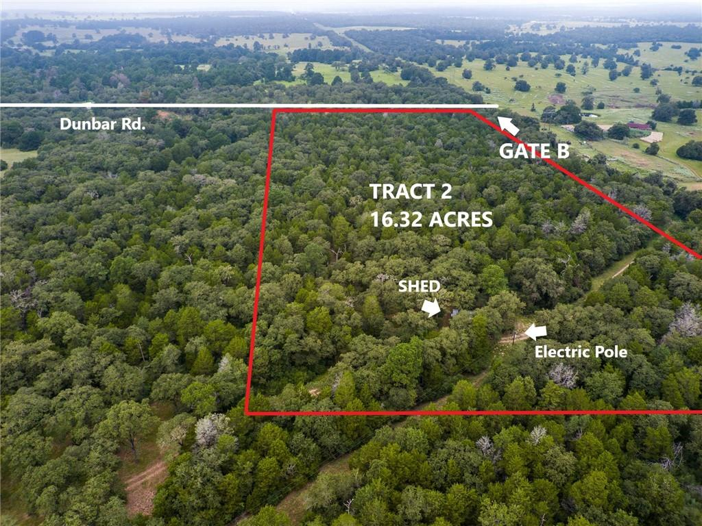 Deed Restricted (site-built homes only). A beautiful 16.32 acres nestled in the country in a heavily wooded tract providing you TONS of privacy. Enjoy your peace and serenity away from the hustle and bustle of the big city, with the convenience of downtown Austin being 43 mi away. Well water may be needed, AQUA has a 4-inch line in front of the property. A Septic system will be needed, the ground is sandy.