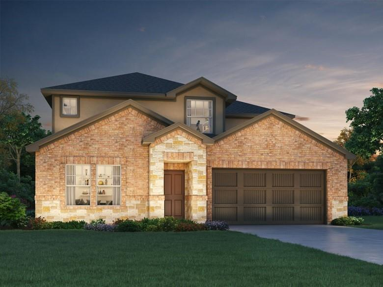 Brand NEW energy-efficient home ready November 2021! Open living area, private primary suite with large walk-in closet for ample storage, and second-story game room. Linen cabinets with white granite countertops, brown grey EVP flooring with multi-tone carpet in our Elemental package. Amenities will include a pavilion, playground, great lawn, swimming pool and splash pad. Known for their energy efficient features, our homes help you live a healthier and quieter lifestyle while saving thousands of dollars on utility bills.